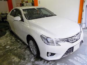 カーコーティングと車磨き