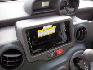オーディオ、ナビゲーション、スピーカーの各種 持込み取り付