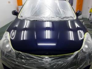 新車コーティング ナノフィル7