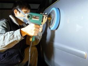 車磨き 研磨 車のコーティング